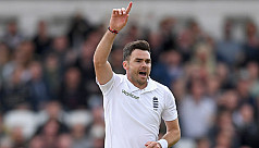 Injured Anderson, Wood out of Bangladesh...