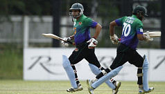 Khulna, All Stars Masters into Masters...