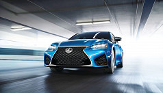 The Lexus GS F: The Aspiring Super...