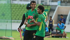 Mosharraf replaces Rubel for third...