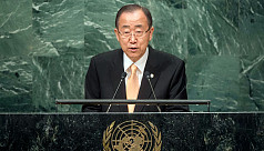 Ban Ki-moon rebukes world leaders