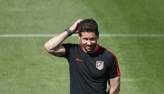 Simeone committed to lead Atletico into...