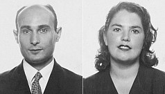 WWII: Spy's row with wife 'almost ruined...