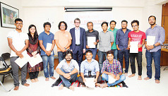 A photography workshop for young and...