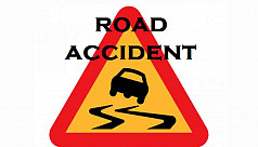Two dead after truck overturns in Tangail