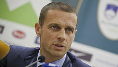 Ceferin elected new UEFA president