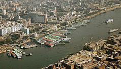 In Pictures: Aerial view of Dhaka...