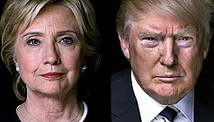 Who is ahead - Clinton or Trump?