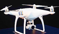 One held with drone at Dhaka...