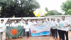 Let's clean up Dhaka