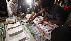 Major fake cash gang busted in...