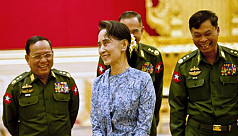 Myanmar jails soldiers in rare move...