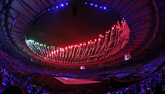 Paralympics Games kick off in festive...