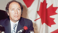 Pierre Trudeau backed Bangladesh's...