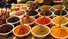 Spice prices soaring ahead of Eid
