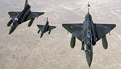US-led forces strike Syrian troops,...