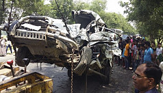 17 killed in road accidents in 3...