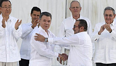 Historic Colombia peace deal