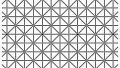 How many black dots do you see at...