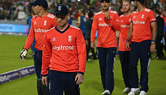 England's Morgan and Hales pulled out...