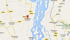 Gaibandha people suffer due to transport...