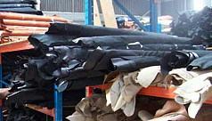 Processed leather exports keep...
