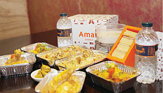Amari offers new takeaway menu