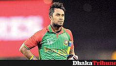 Sabbir fined 30 percent of match...