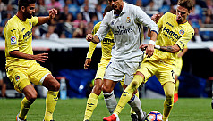 Real held by Villarreal, lose chance...