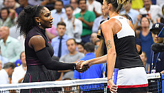 Serena stunned by Pliskova in US Open...