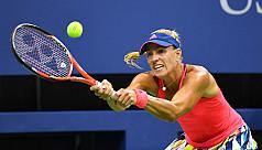 Kerber celebrates No 1 ranking by reaching...
