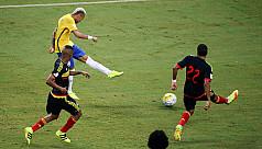 Neymar goal gives Brazil 2-1 win over...