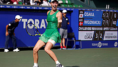 Wozniacki downs Osaka to win Pan Pacific...