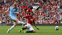First blood to Guardiola as De Bruyne...