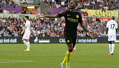 Sterling credits Guardiola for rise...