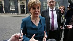 Scottish leader frustrated at Brexit...