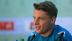 Buttler: We don't mind being...