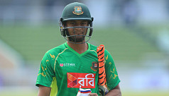 Shocked Bangladesh look to level...
