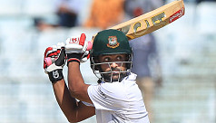 Tamim: Had to work very hard for each...