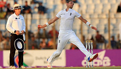 Broad: What a fantastic Test match to...