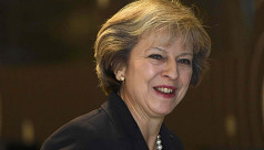 Britain PM to trigger EU divorce by...