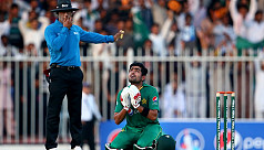 Pakistan thumps West Indies by 111 runs...