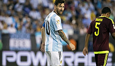 Messi absence threatens Argentina World...