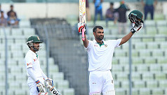 Tamim ton fades in horrible batting...