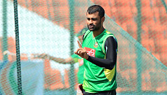 Tamim: Can't be happy with so...