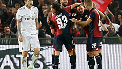 Milan miss out on top spot in 3-0 defeat...