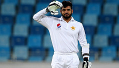 Azhar hits 302 not out in second day-night...