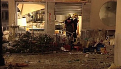 Cafe explosion injures 70 in Spain