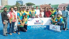 Dhaka Tribune retain BSJC Media Cup...