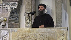 Report: Islamic State chief Baghdadi...
